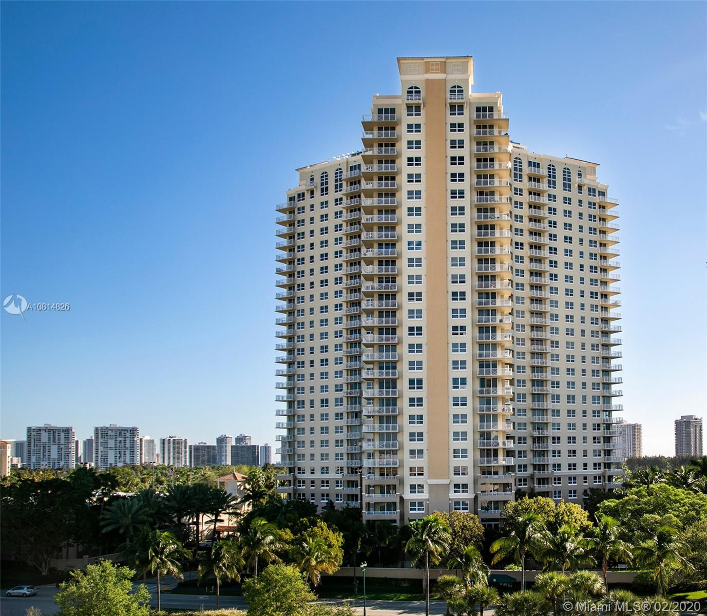 19501 W Country Club Dr #2606 For Sale A10814826, FL
