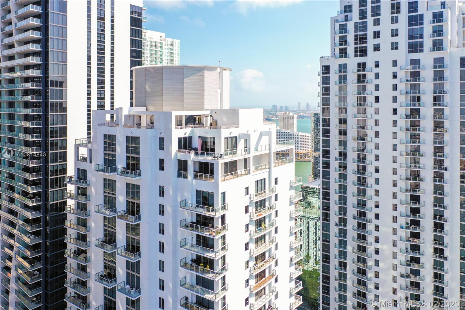 1050  Brickell Ave #3406 For Sale A10814843, FL