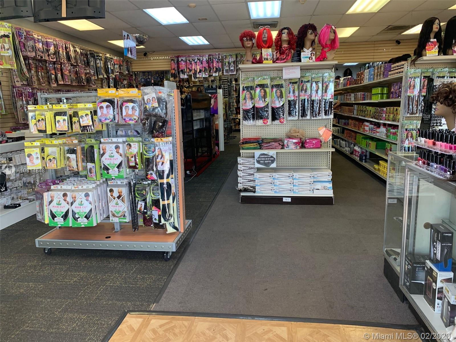 BEAUTY SUPPLY HOUSE  For Sale A10814648, FL
