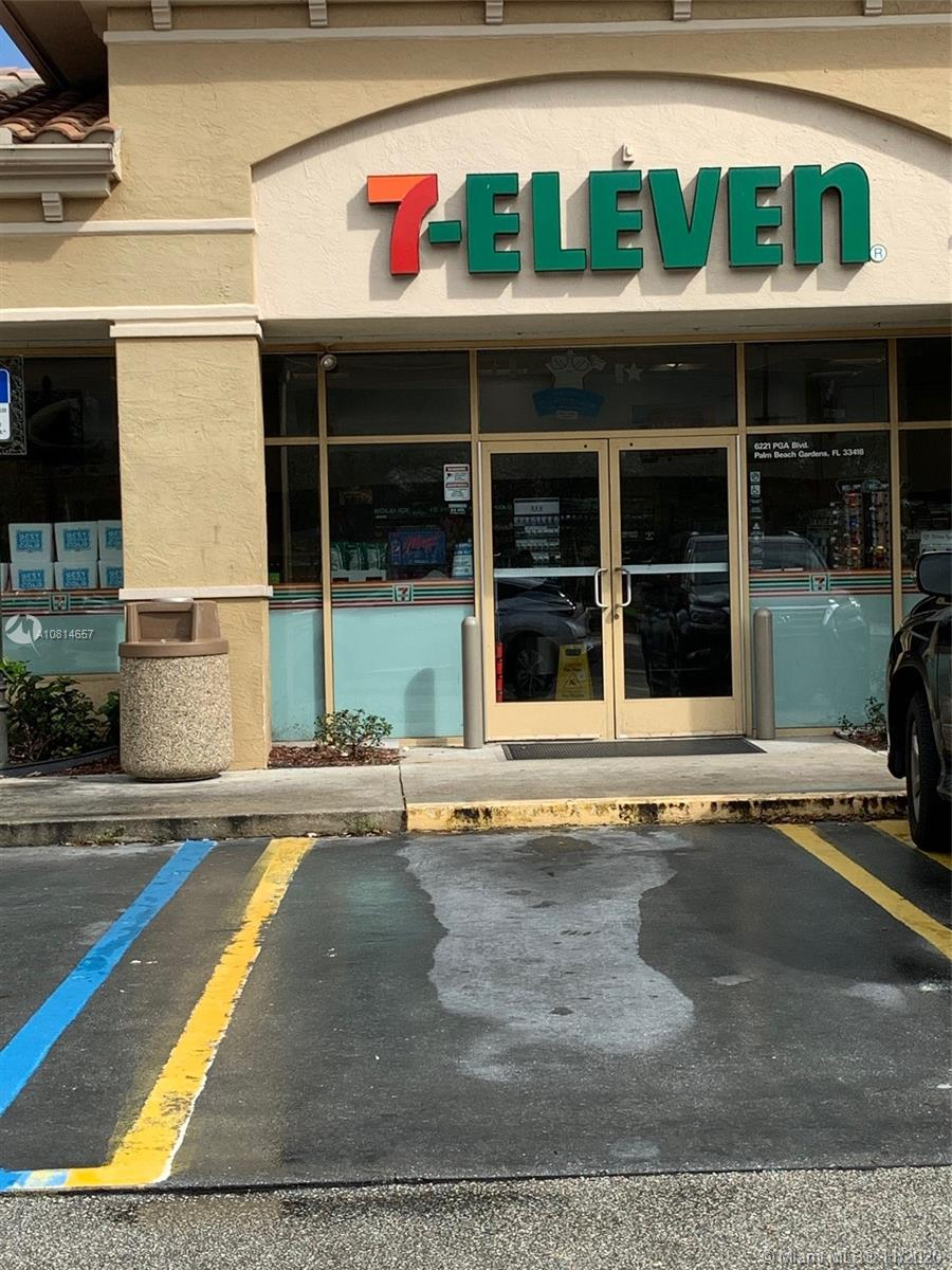 7 ELEVEN GAS STATION/CONVENIENCE STORE PGA, Palm Beach Gardens, FL 33418
