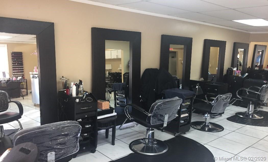 Hair & Nail Salon  For Sale A10814852, FL