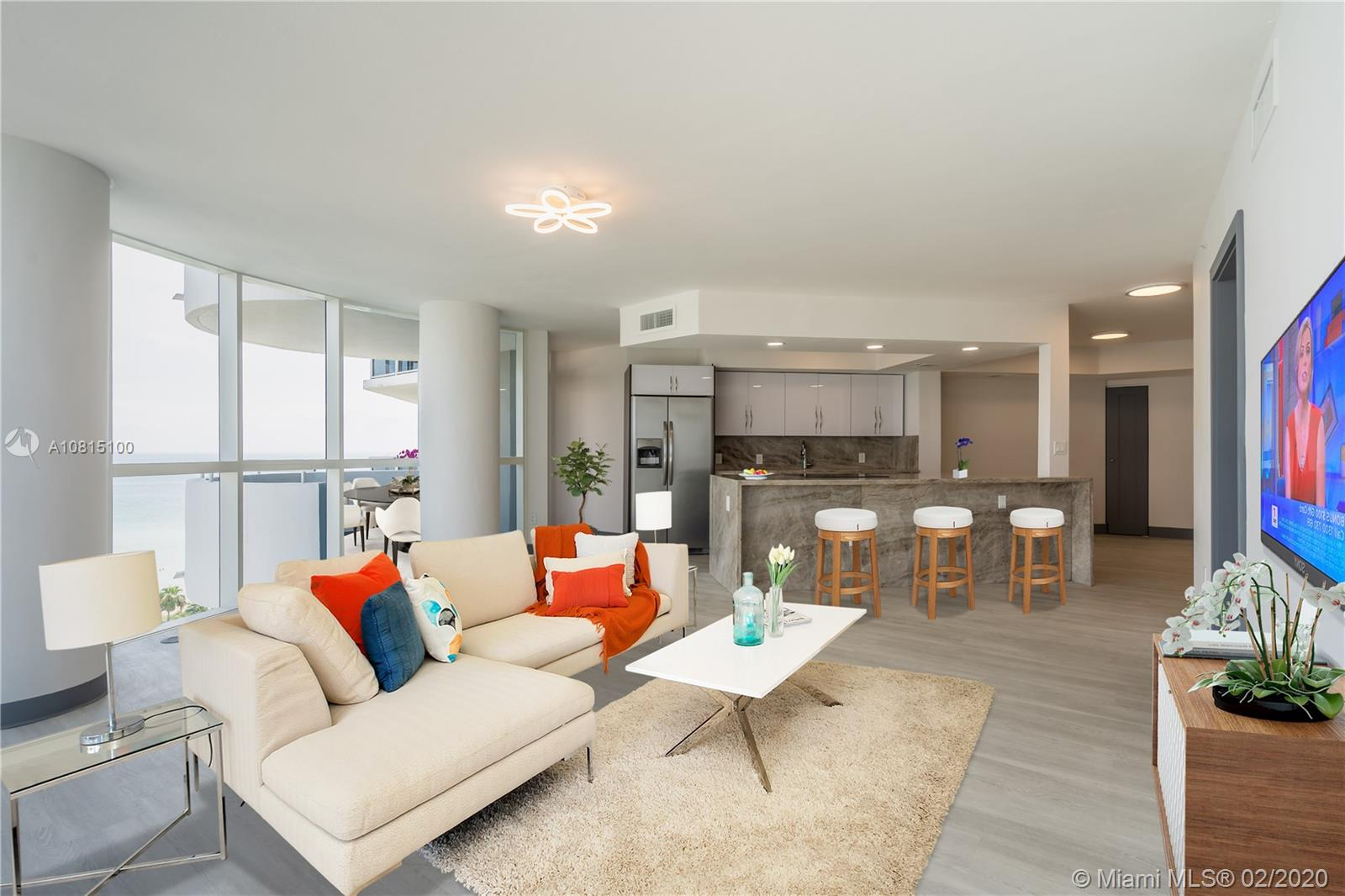 6301  Collins Ave #1207 For Sale A10815100, FL
