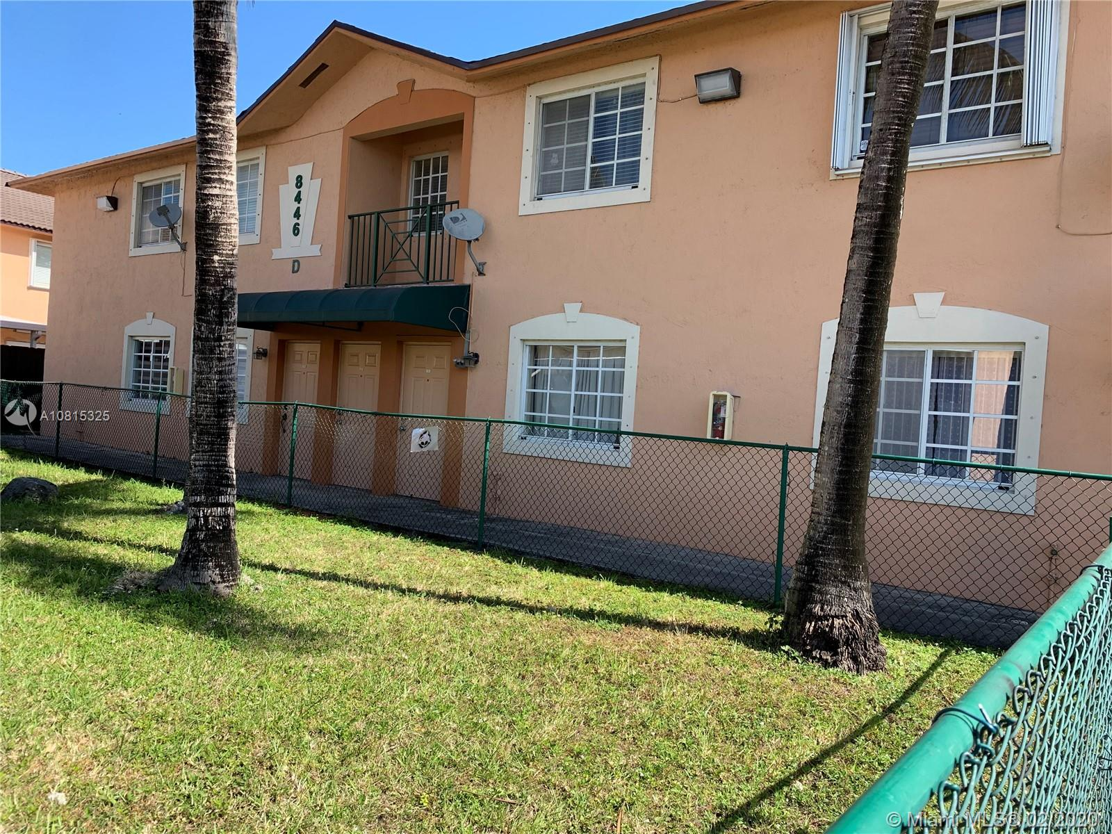 8446 NW 103rd St #101D For Sale A10815325, FL