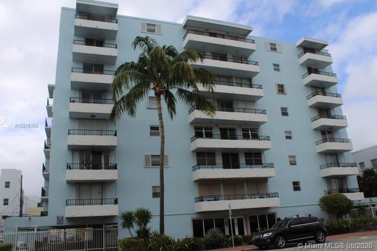 720  Collins Ave #206 For Sale A10815368, FL