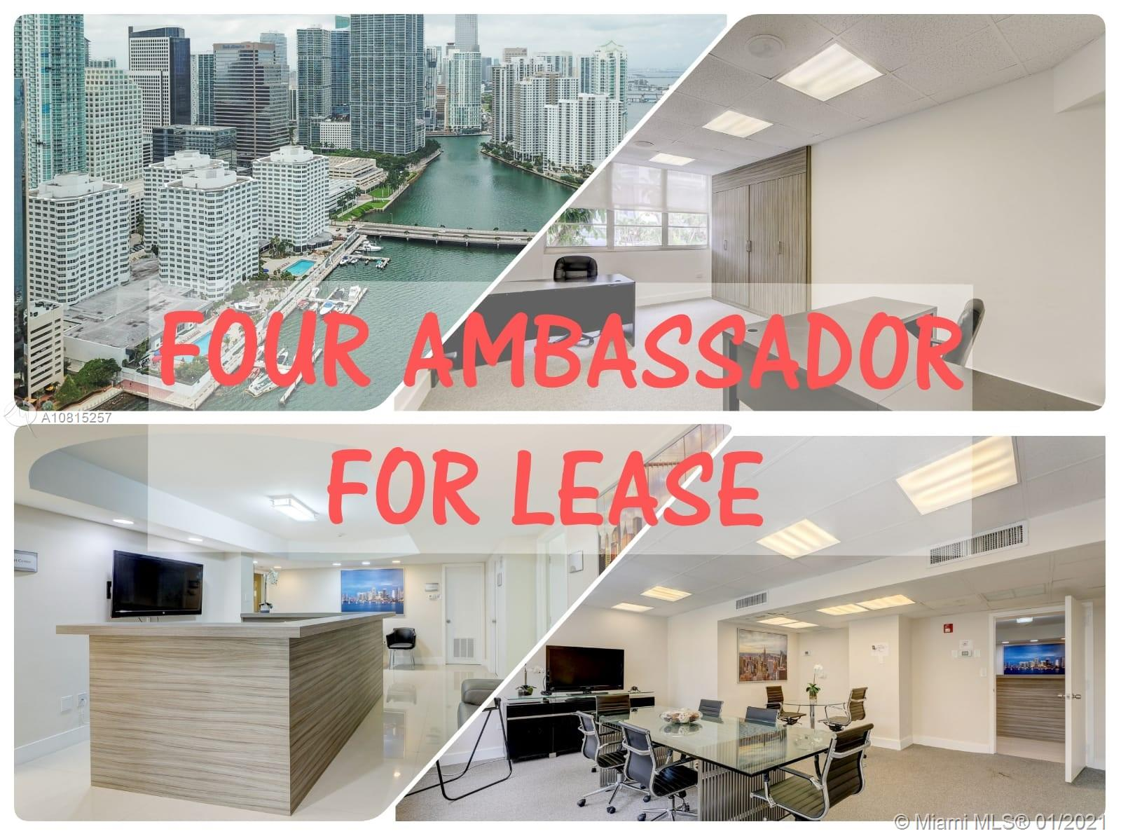 825  BRICKELL BAY DR #246-1 and 2 For Sale A10815257, FL
