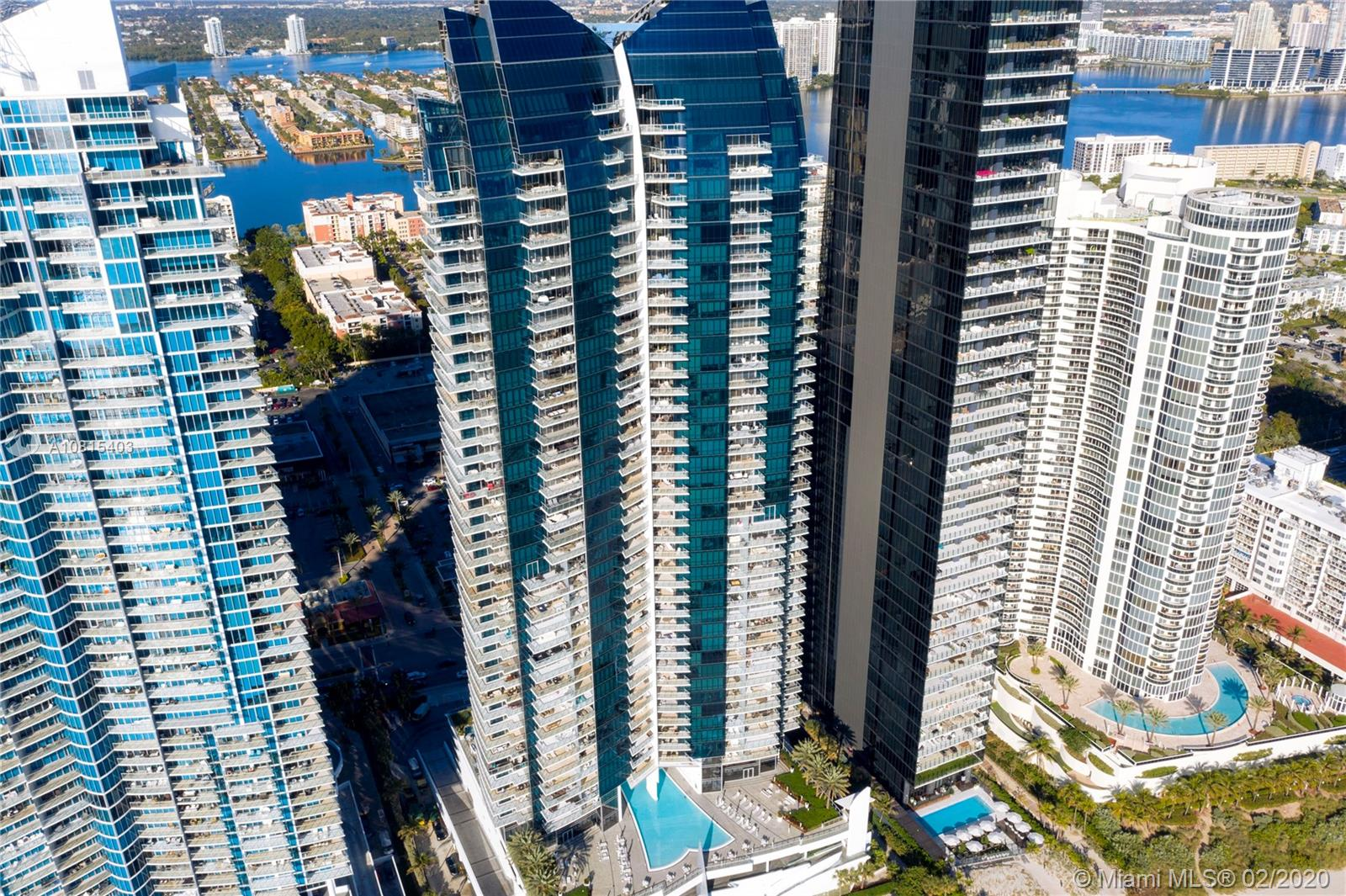 17121  Collins Ave #4605 For Sale A10815403, FL
