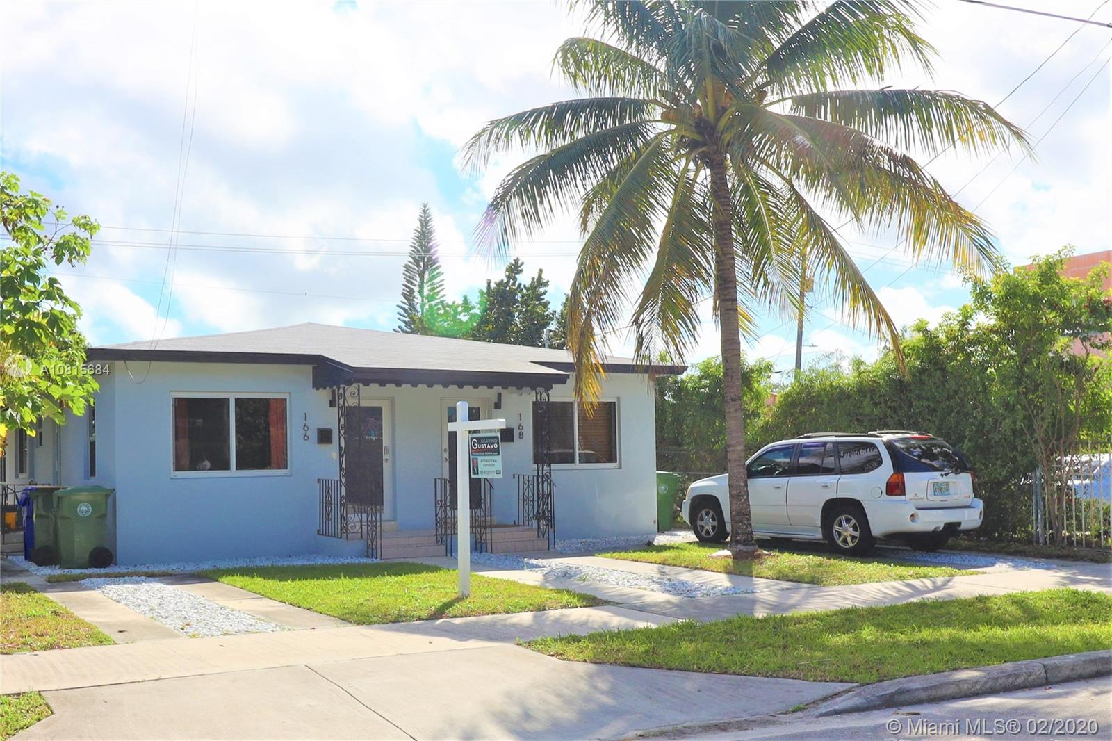 166 NW 41st St  For Sale A10815684, FL