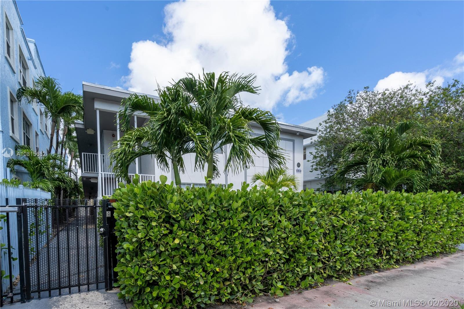 1348  Drexel Ave #4 For Sale A10815682, FL