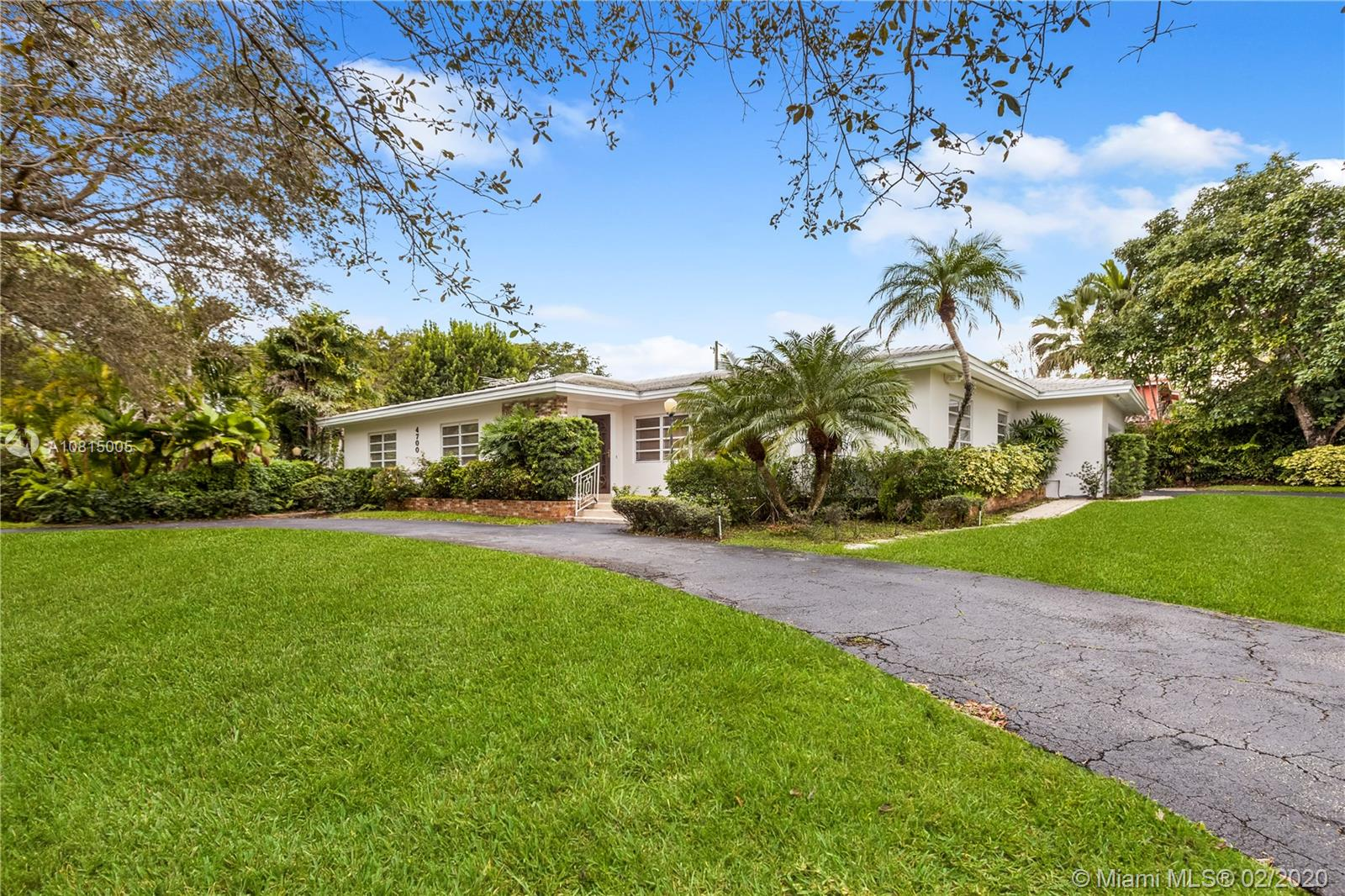 4700  San Amaro Dr  For Sale A10815005, FL