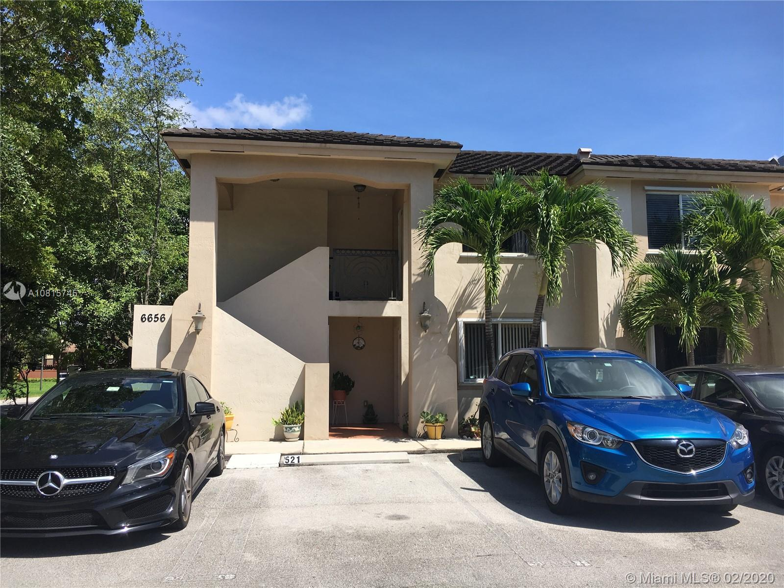 6656 SW 116th Ct #522 For Sale A10815745, FL