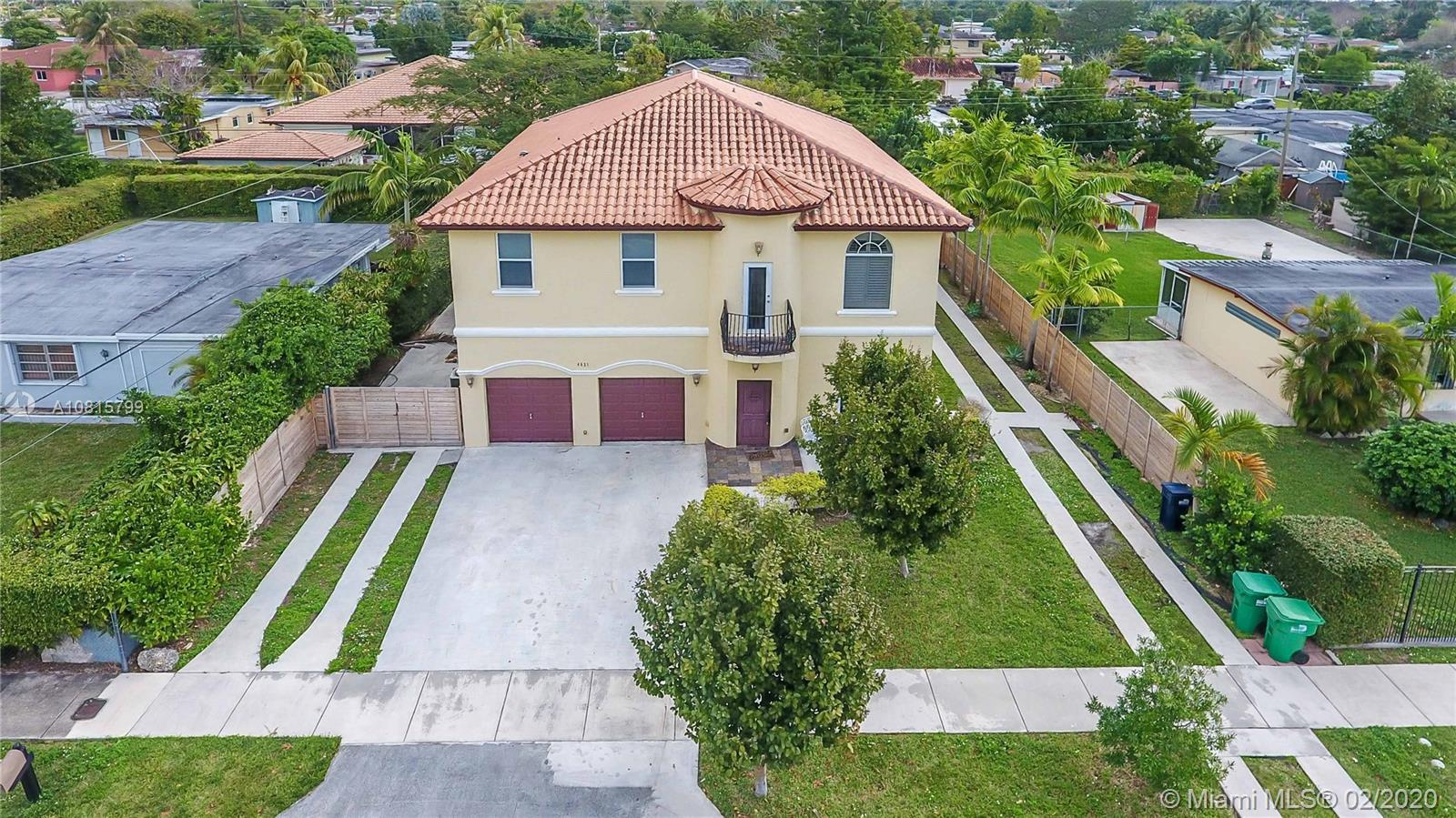 4621 SW 100th Ave, Miami, FL 33165
