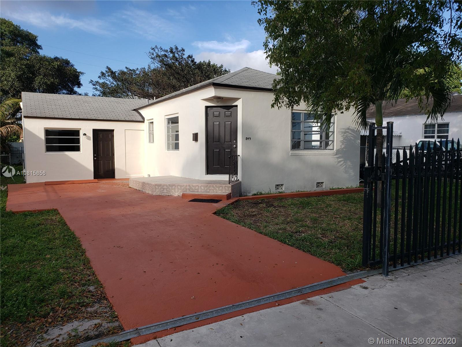 849 NW 75th St  For Sale A10815856, FL