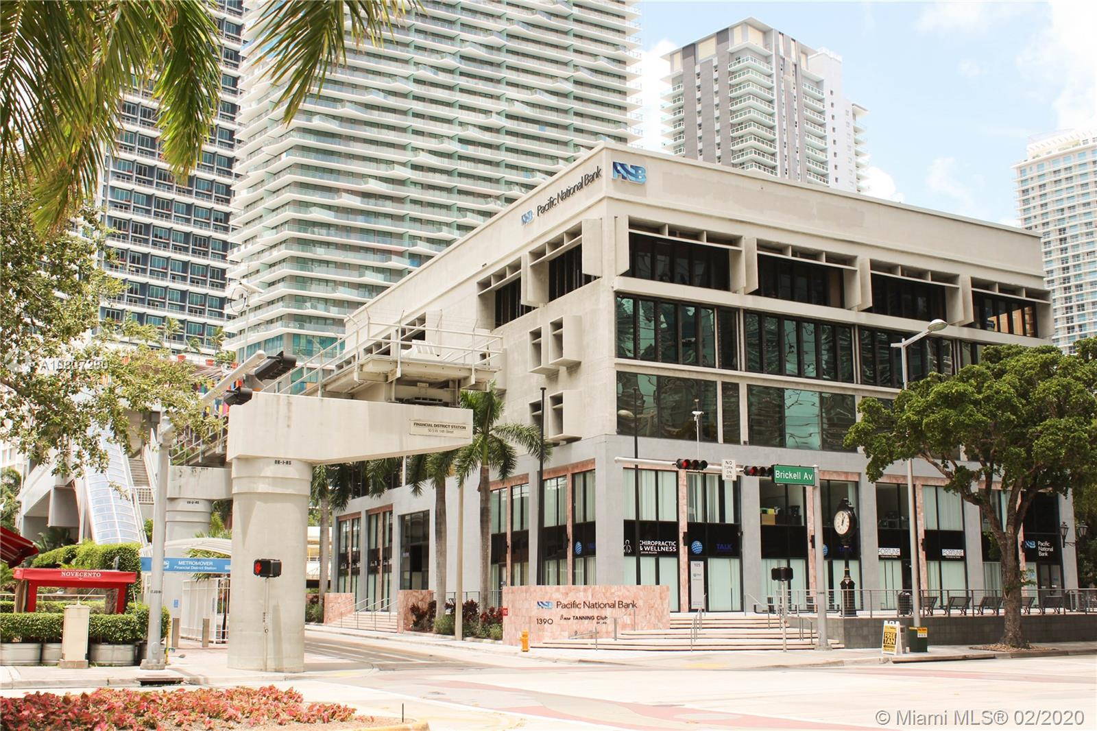 1390  Brickell #350 For Sale A10807280, FL