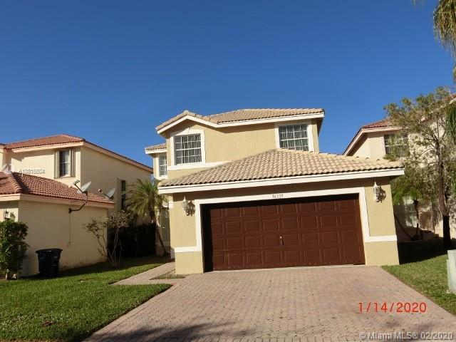 16339 SW 26th St  For Sale A10815504, FL