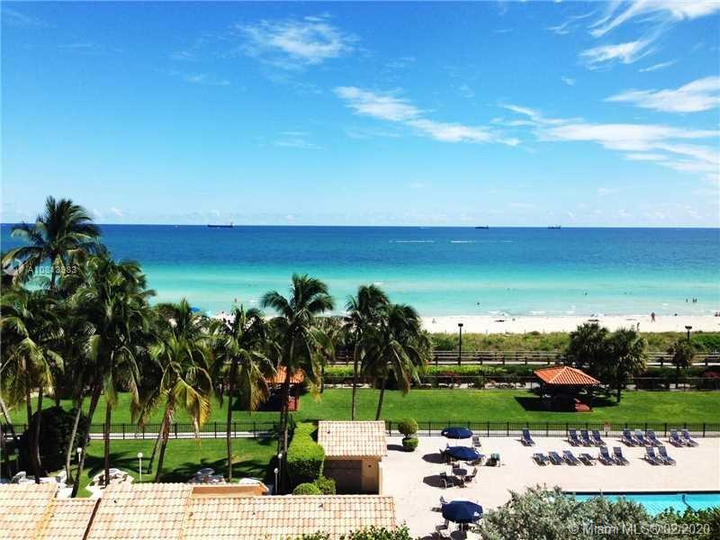 2555  Collins Ave #701 For Sale A10813983, FL