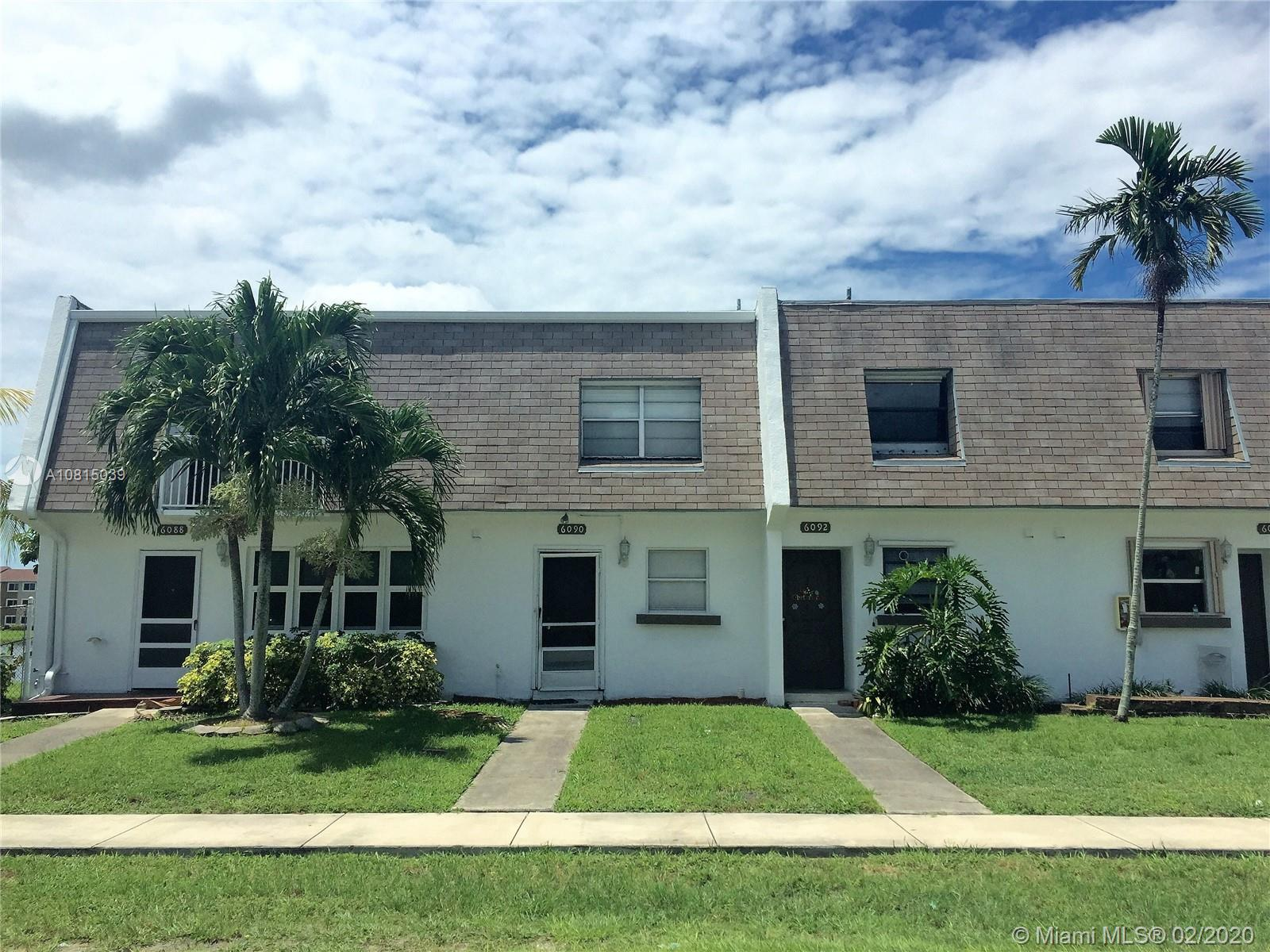 6090 SW 41st St #19 For Sale A10815039, FL