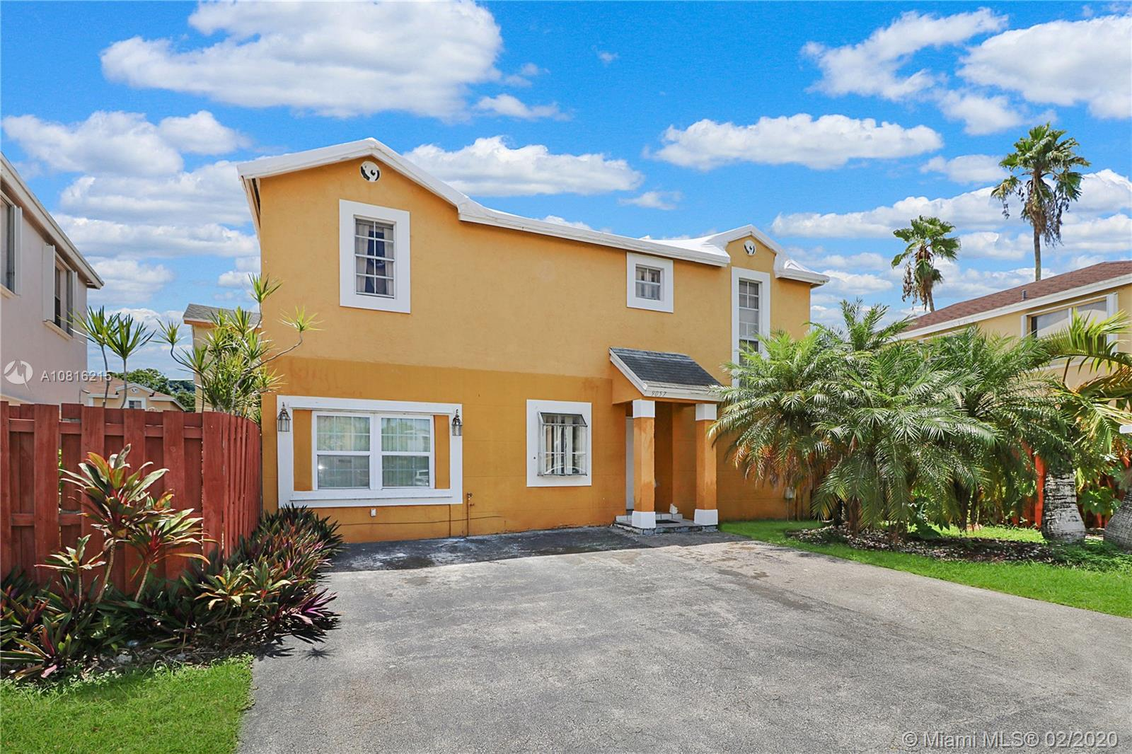 9057 SW 147th Ct  For Sale A10816215, FL