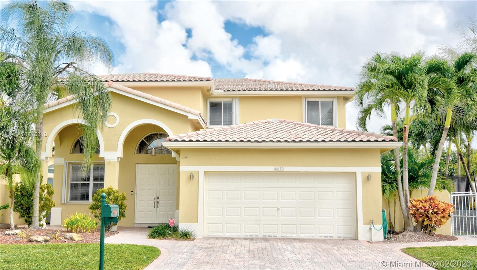 4633 NW 94th Pl  For Sale A10815310, FL