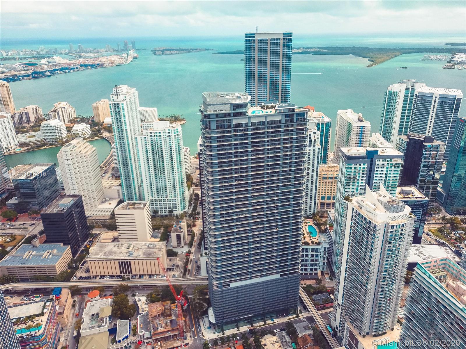 1000  Brickell Plaza #2005 For Sale A10814910, FL