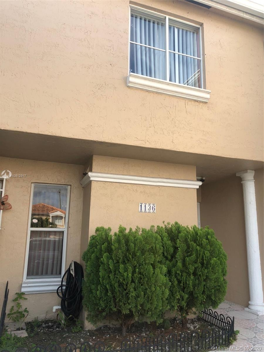 1136 NW 123rd Ct #404 For Sale A10812917, FL