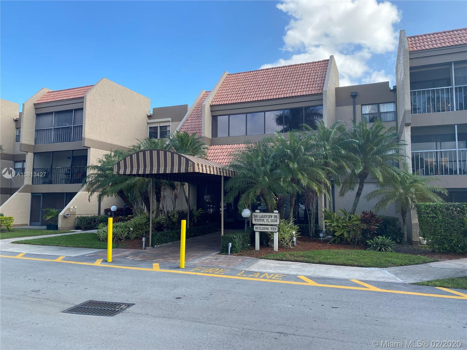 240  Lakeview Dr #205 For Sale A10813427, FL