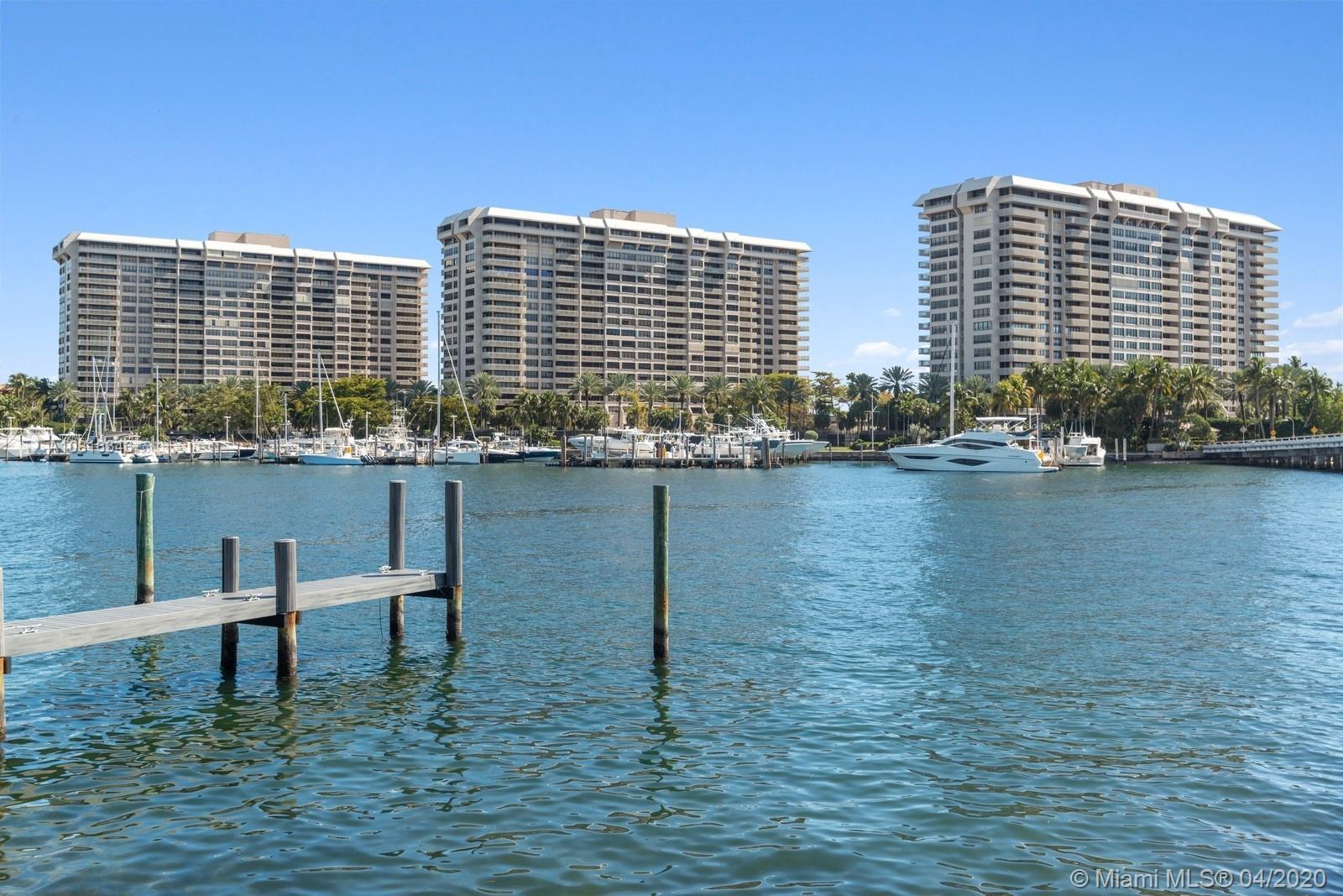 2  Grove Isle Dr #B402 For Sale A10816346, FL