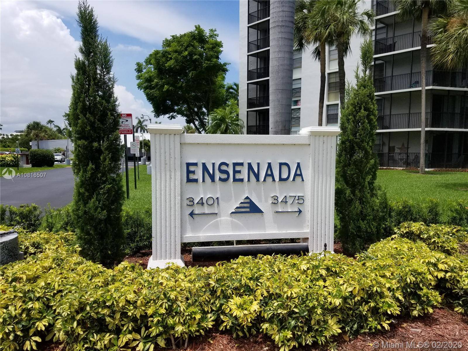 3475 N Country Club Dr #710 For Sale A10816507, FL