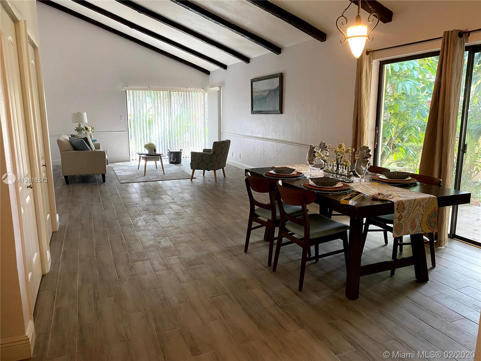 Beautiful and remodel villa in Inverrary Hills, 2 Bed, 2 Bath, with 2 car garage attached, beautiful vaulted ceilings. gated community with 50 acres of pathways and lush landscaping, 3 heated pools. Maintenance included: Building and roof repairs, pest control, landscaping, 24 hours manned gatehouse. SELLER MOTIVATED.Pets OK. All ages.