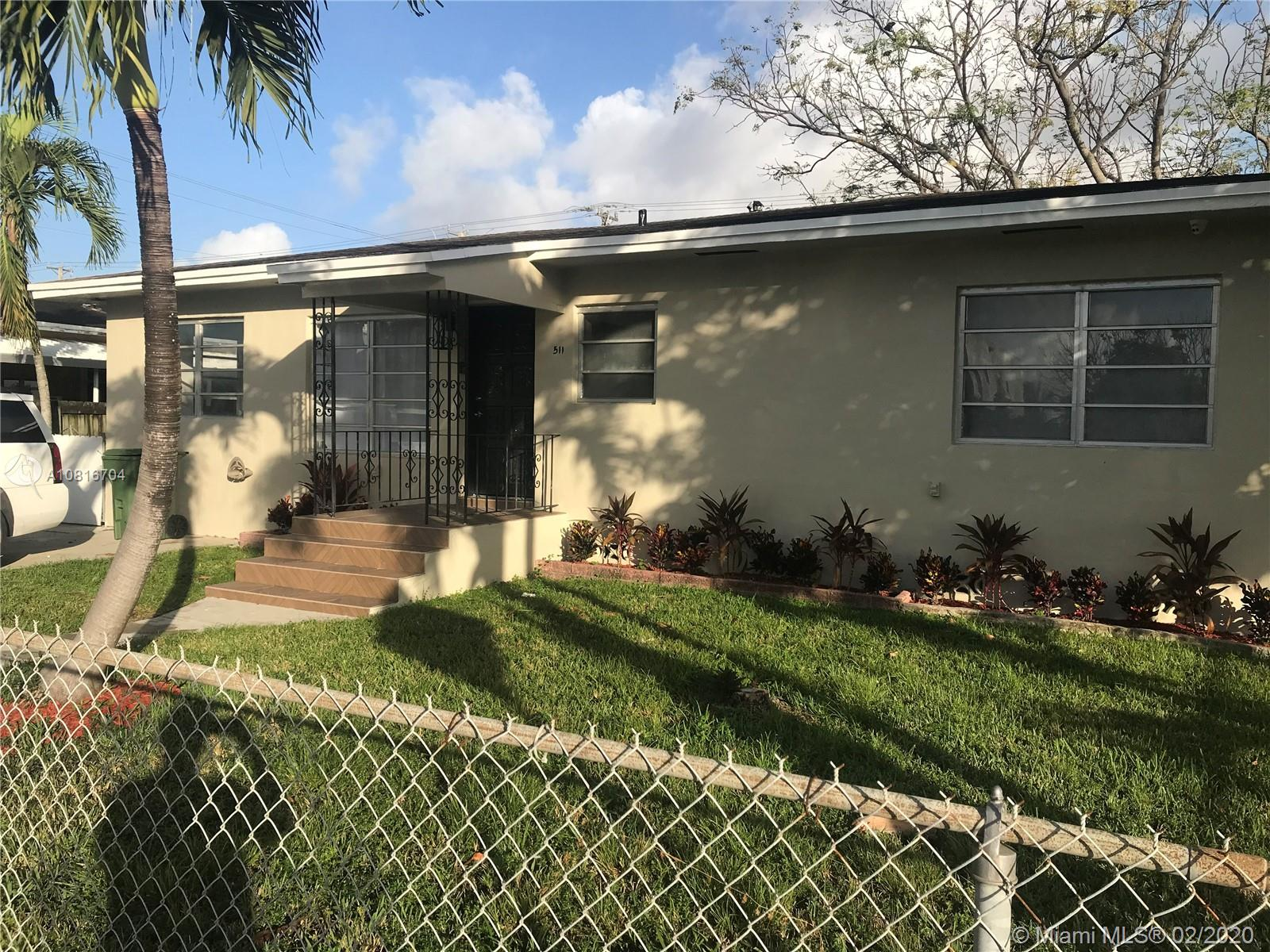 511 E 27th St  For Sale A10816704, FL
