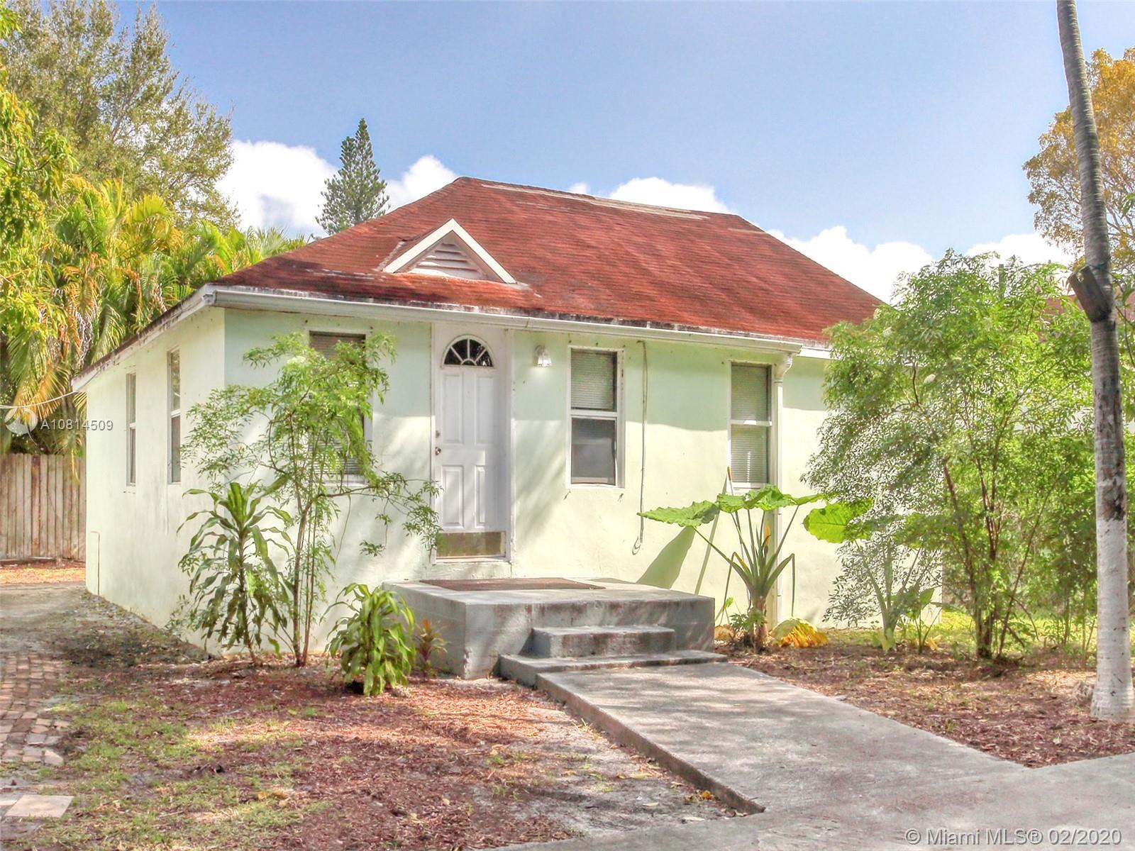 9205 NW 5th Avenue  For Sale A10814509, FL
