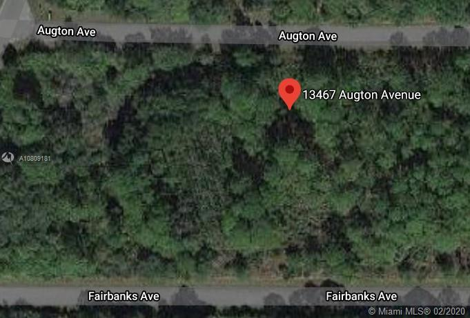 13467  Augton Ave  For Sale A10809181, FL