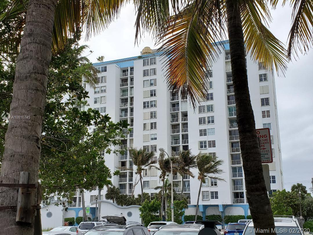 6450  Collins Ave #807 For Sale A10816745, FL