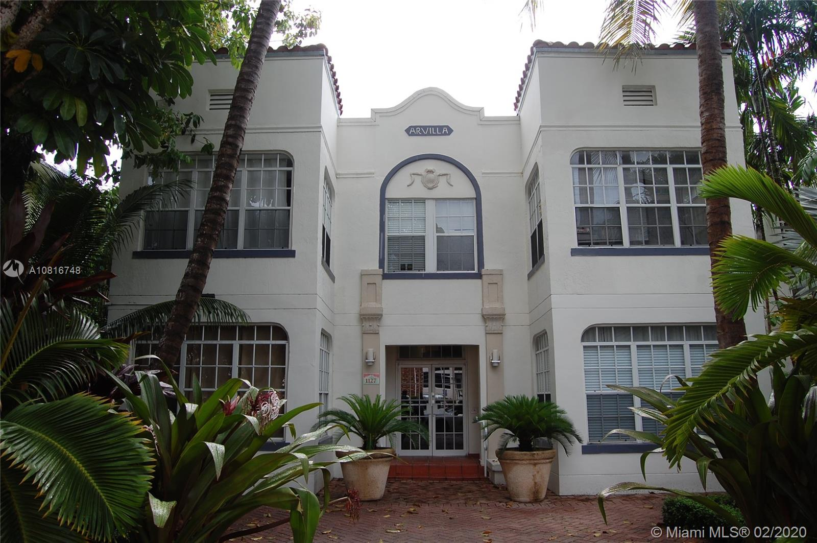 1127  Euclid Ave #206 For Sale A10816748, FL