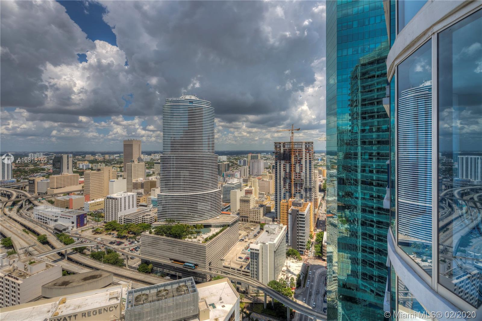 200  Biscayne Boulevard Way #4102 For Sale A10816759, FL