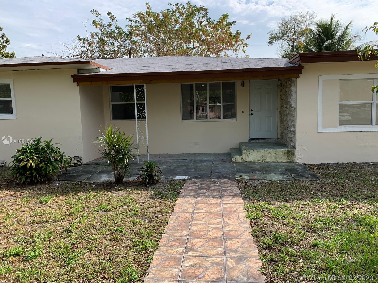 1080 NW 140th St  For Sale A10815962, FL