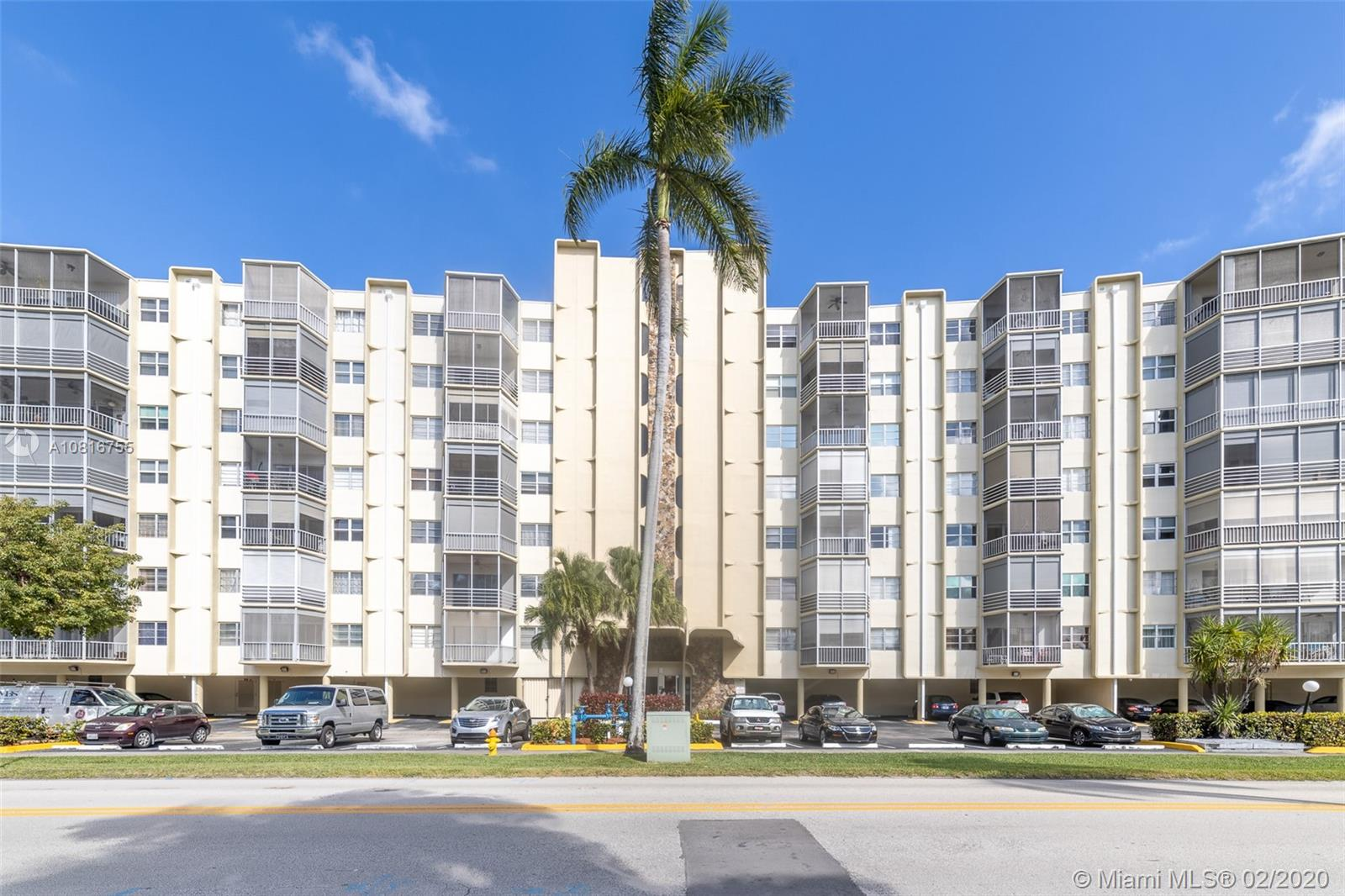 300  Diplomat Pkwy #214 For Sale A10816755, FL