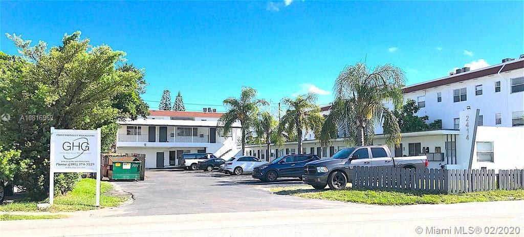 2414  Johnson St #5 For Sale A10816969, FL