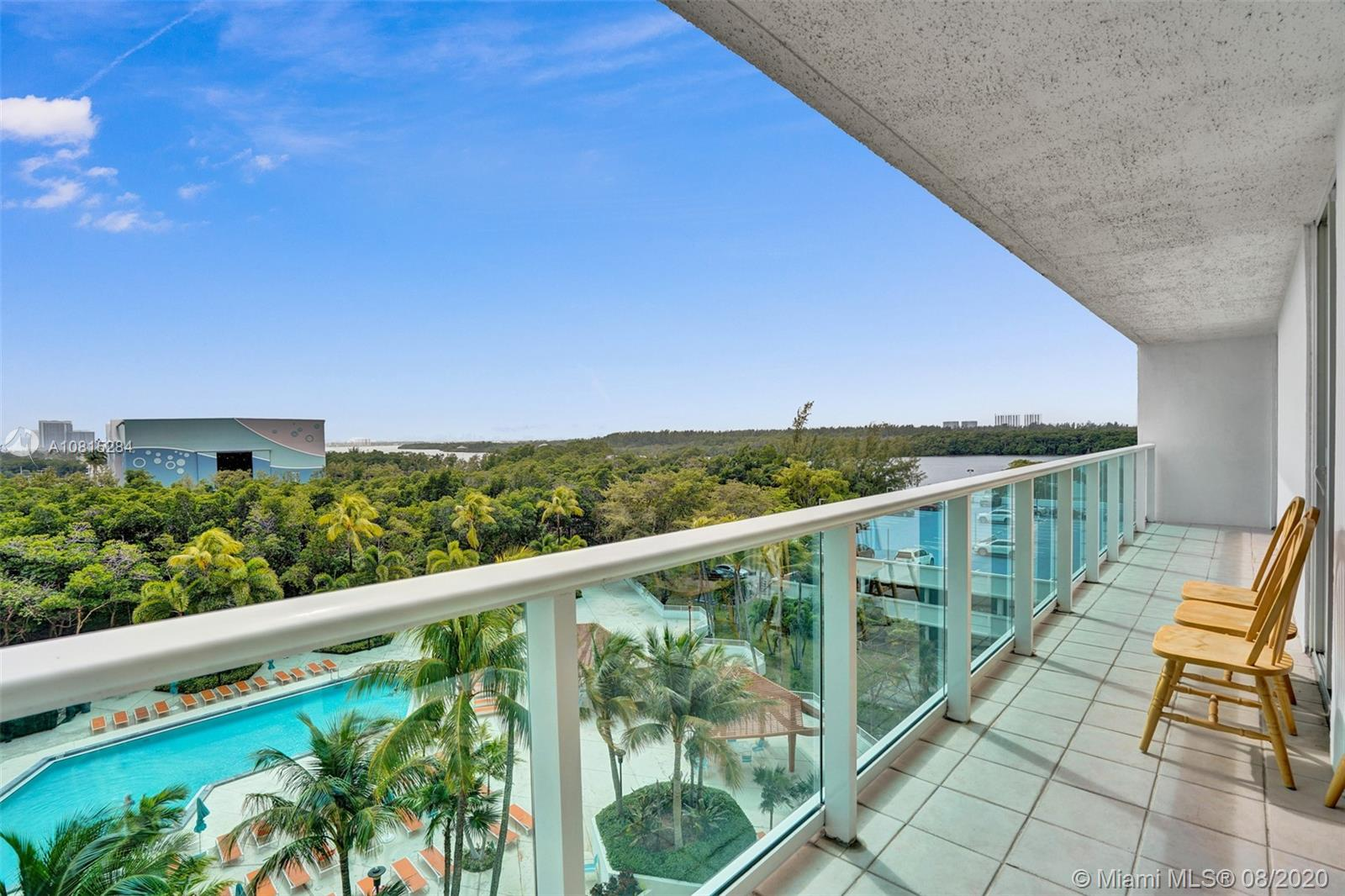 100  Bayview Dr #624 For Sale A10815284, FL