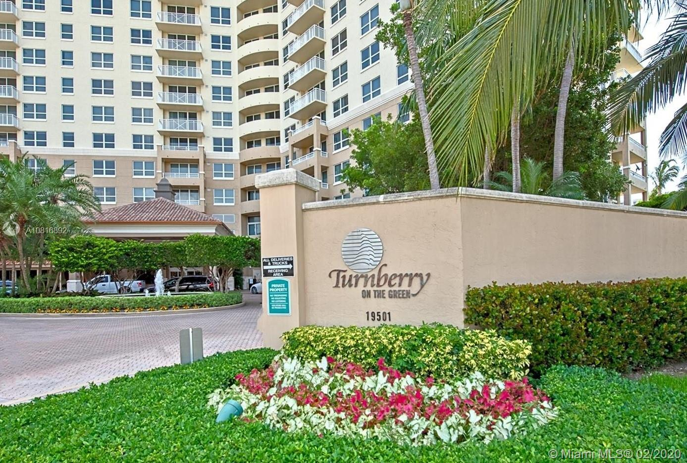 19501 W Country Club Dr #2209 For Sale A10816892, FL