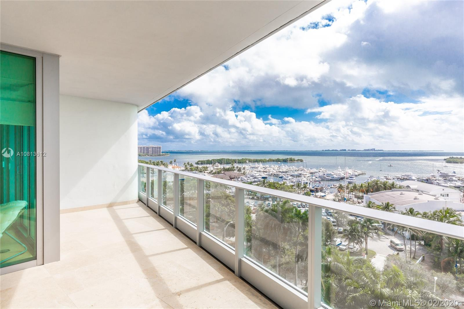 2627 S Bayshore Dr #1206 For Sale A10813612, FL