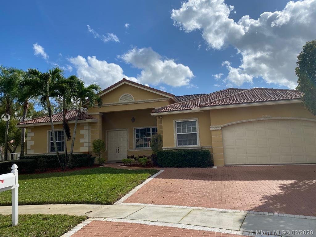 15988 SW 3rd St, Pembroke Pines, FL 33027