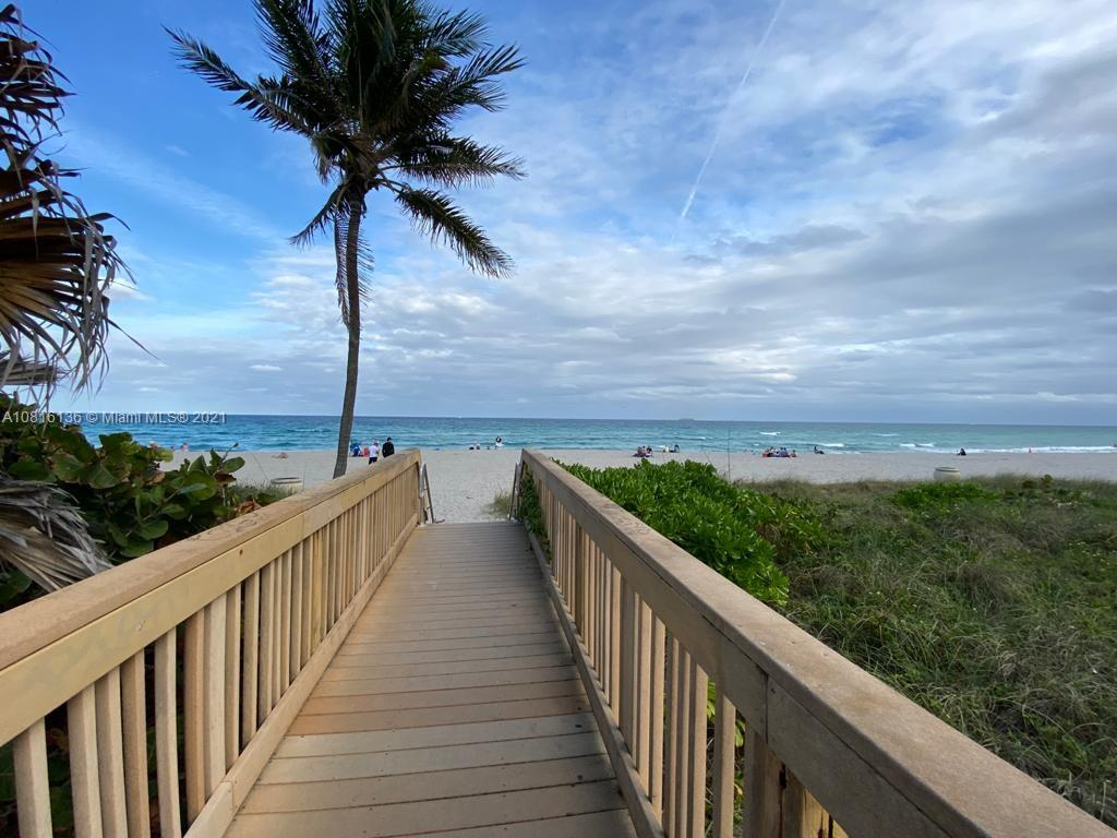 101 N OCEAN DR ## 733 For Sale A10816136, FL