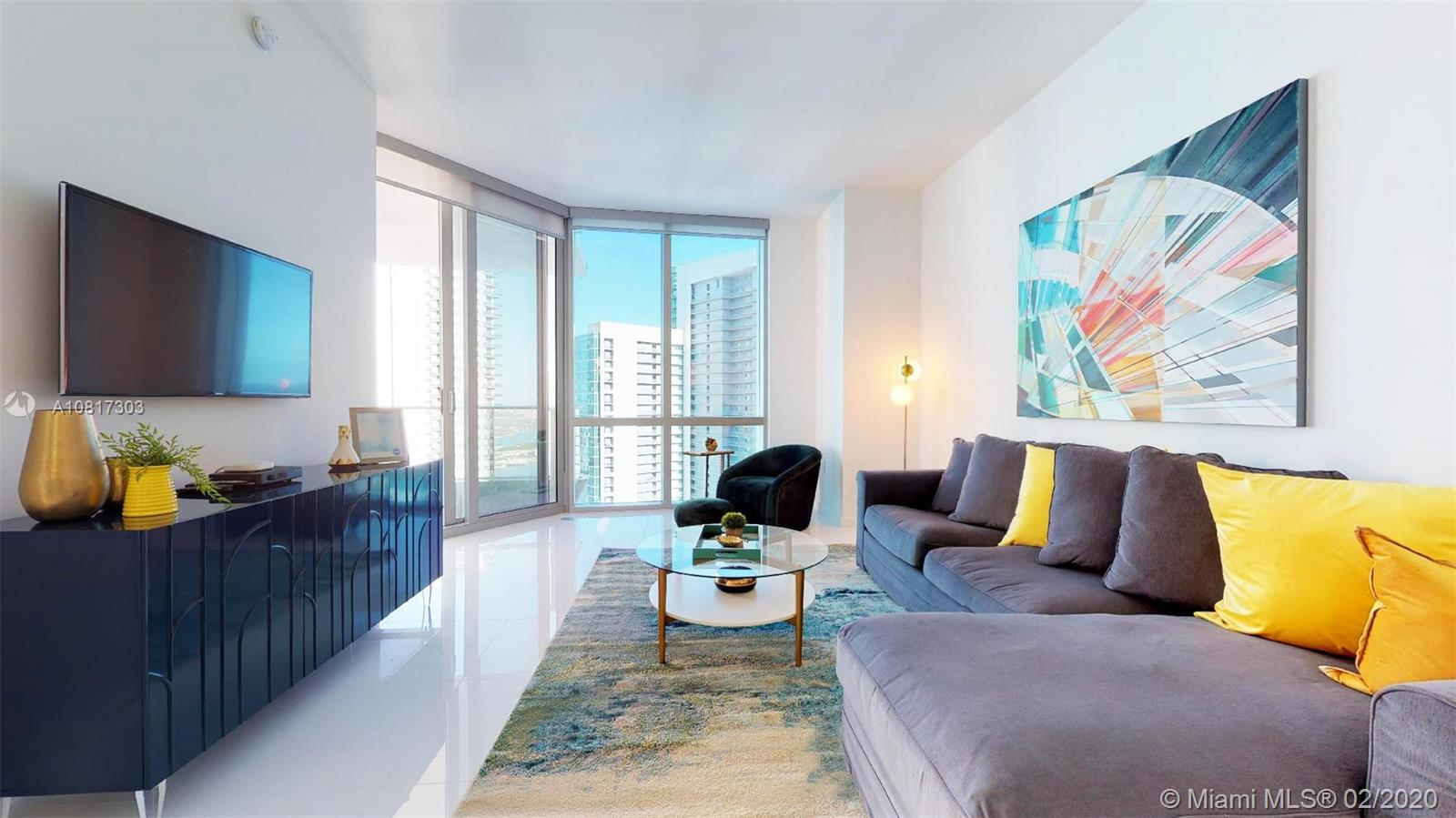 851 NE 1st ave #4105 For Sale A10817303, FL