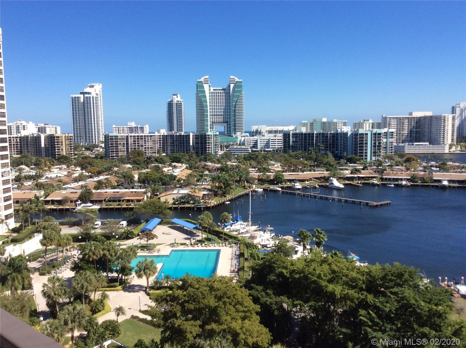 500  Three Islands Blvd #902 For Sale A10817465, FL