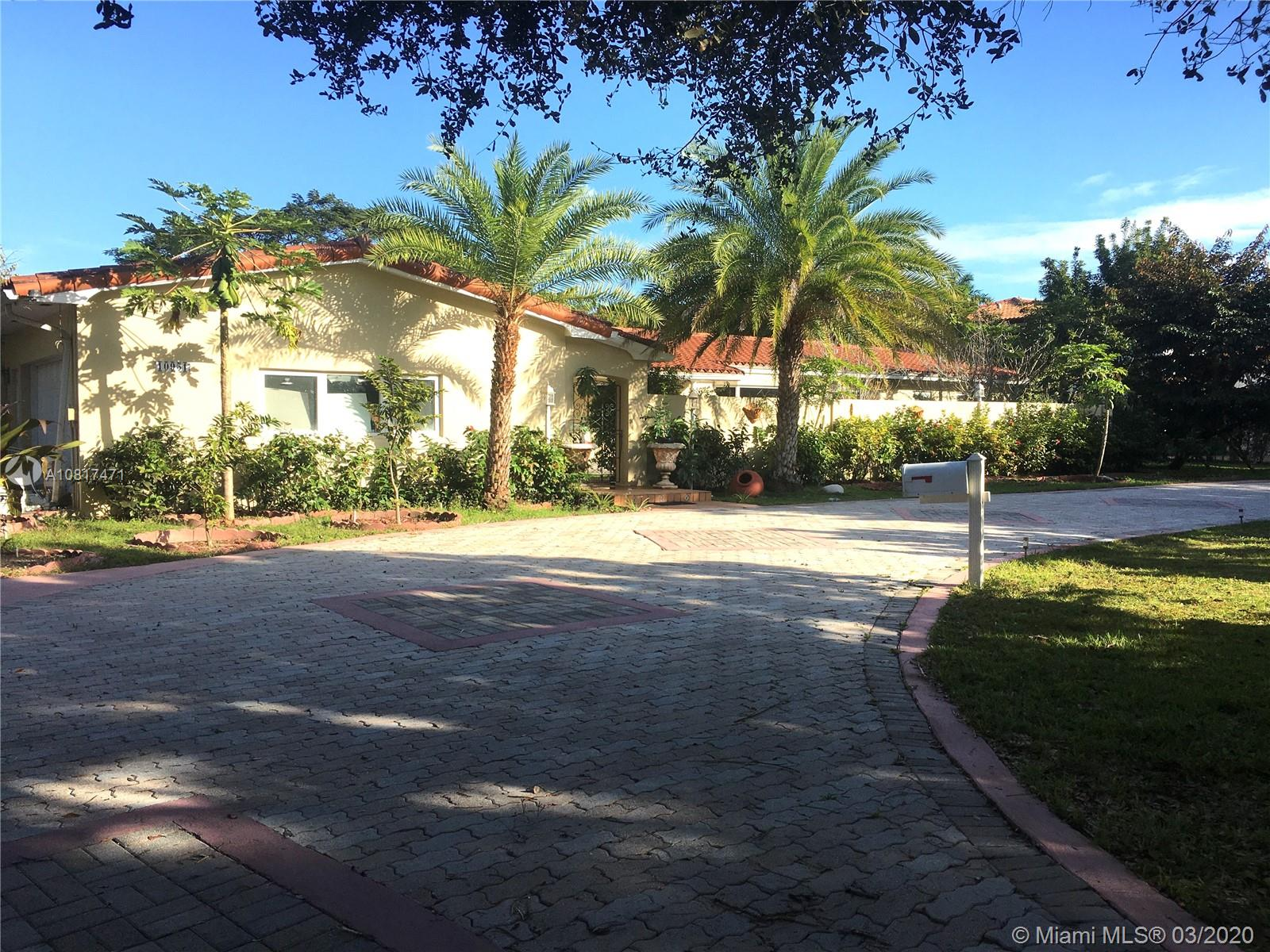 10951 SW 60th Ave  For Sale A10817471, FL