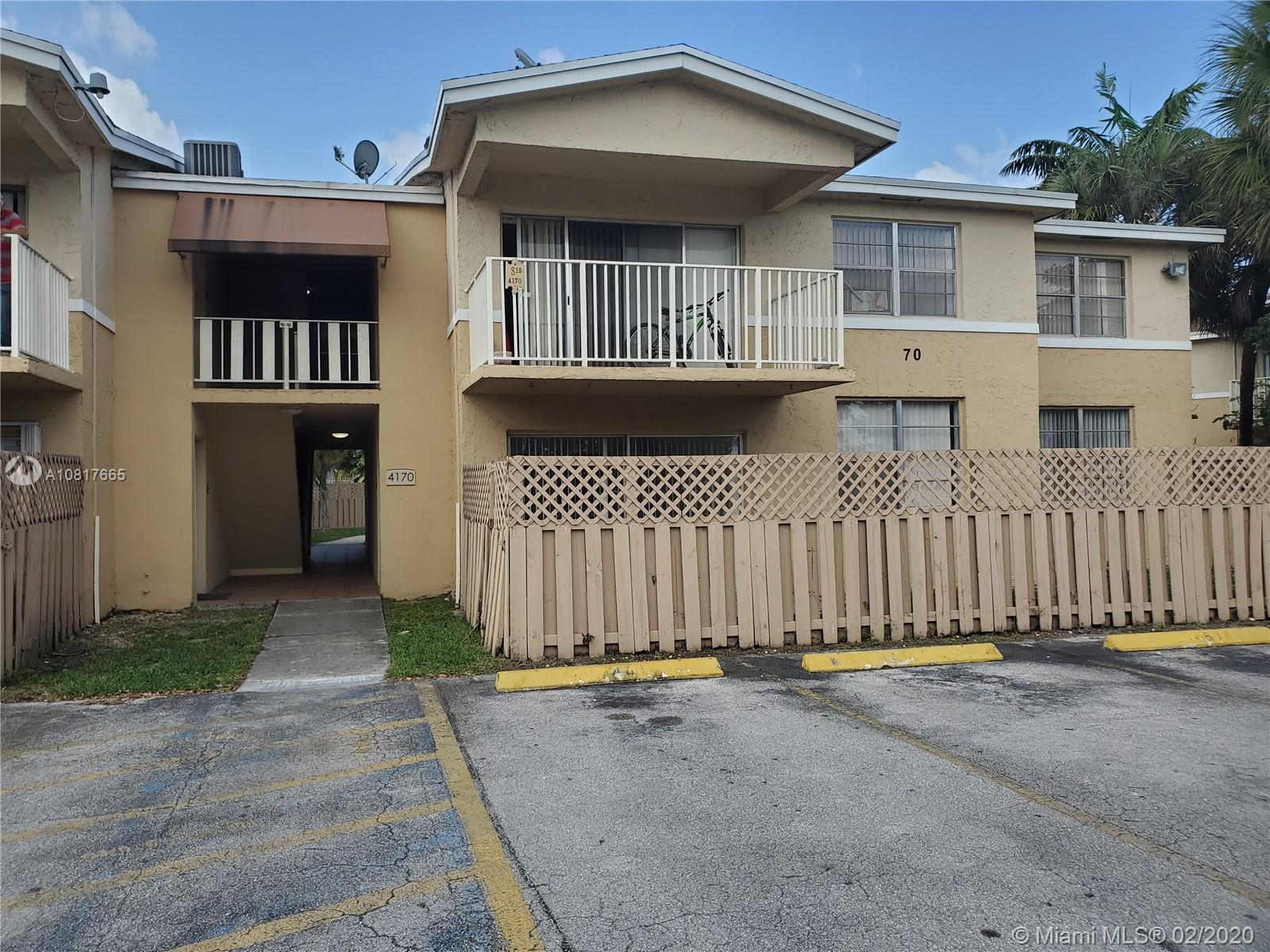 4170 NW 79th Ave #1A For Sale A10817665, FL