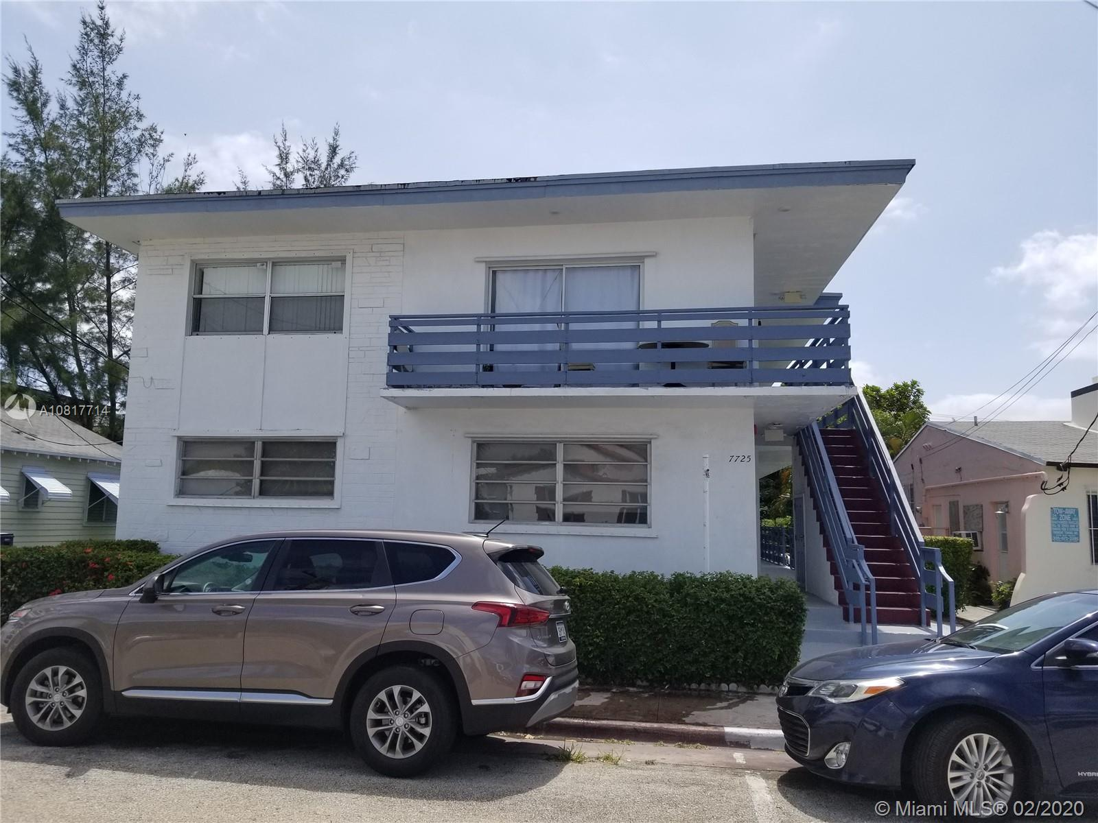 7725  CARLYLE AVE #4 For Sale A10817714, FL