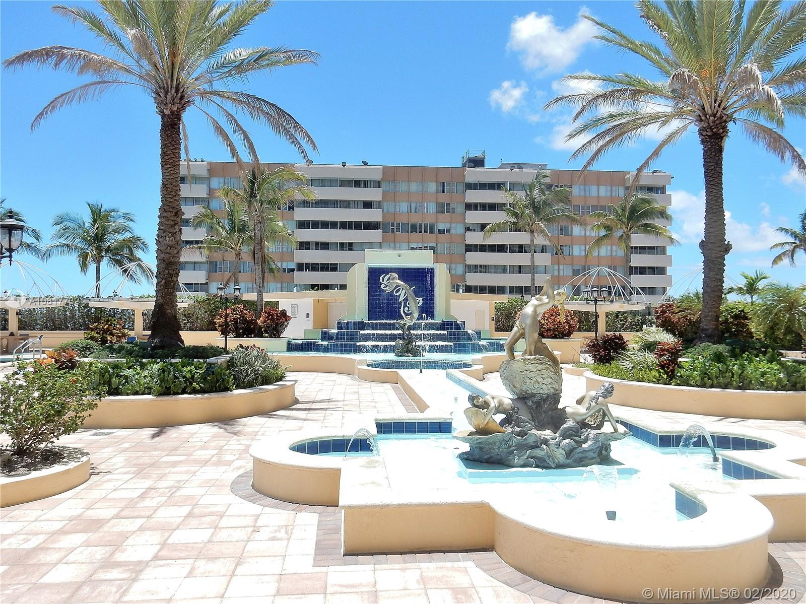 7601  E Treasure Dr #403 For Sale A10817732, FL