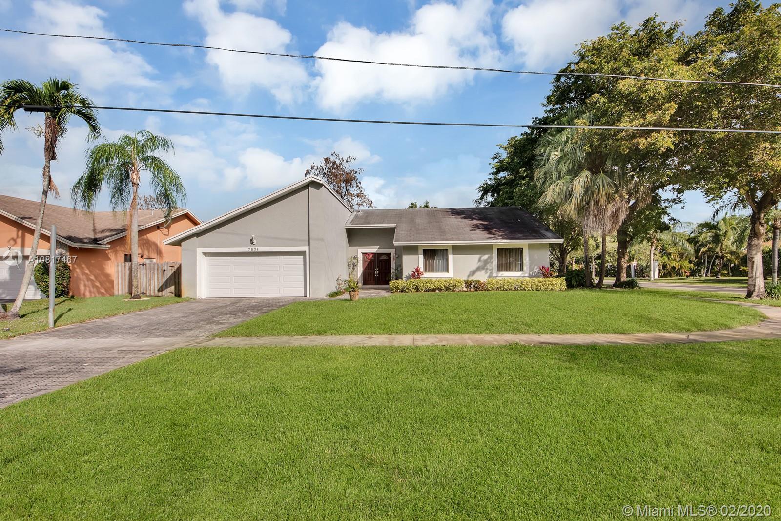 7801 NW 53rd St, Lauderhill, FL 33351