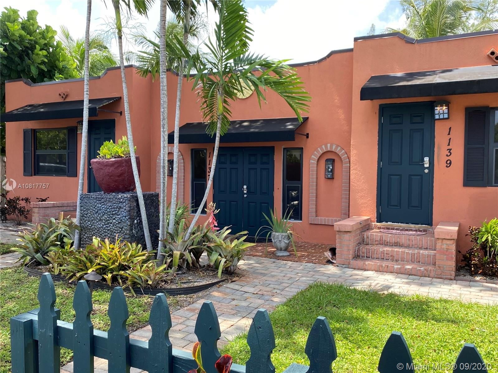 1137 NE 2nd Ave  For Sale A10817757, FL